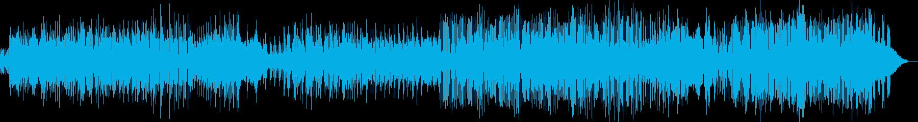 不気味可愛いハロウィン調 ドラム有 Aの再生済みの波形