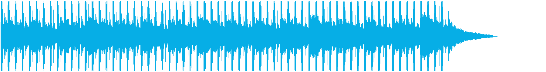 Announcement and corporate VP! Light, clean and secure S's reproduced waveform