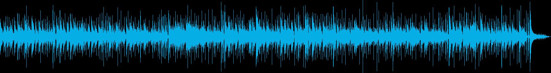 生ギター,おひさまぽかぽかガーデニングの再生済みの波形