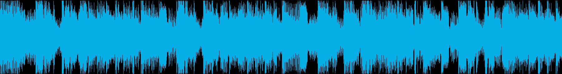 クラシックなロック/ロカビリーとク...の再生済みの波形
