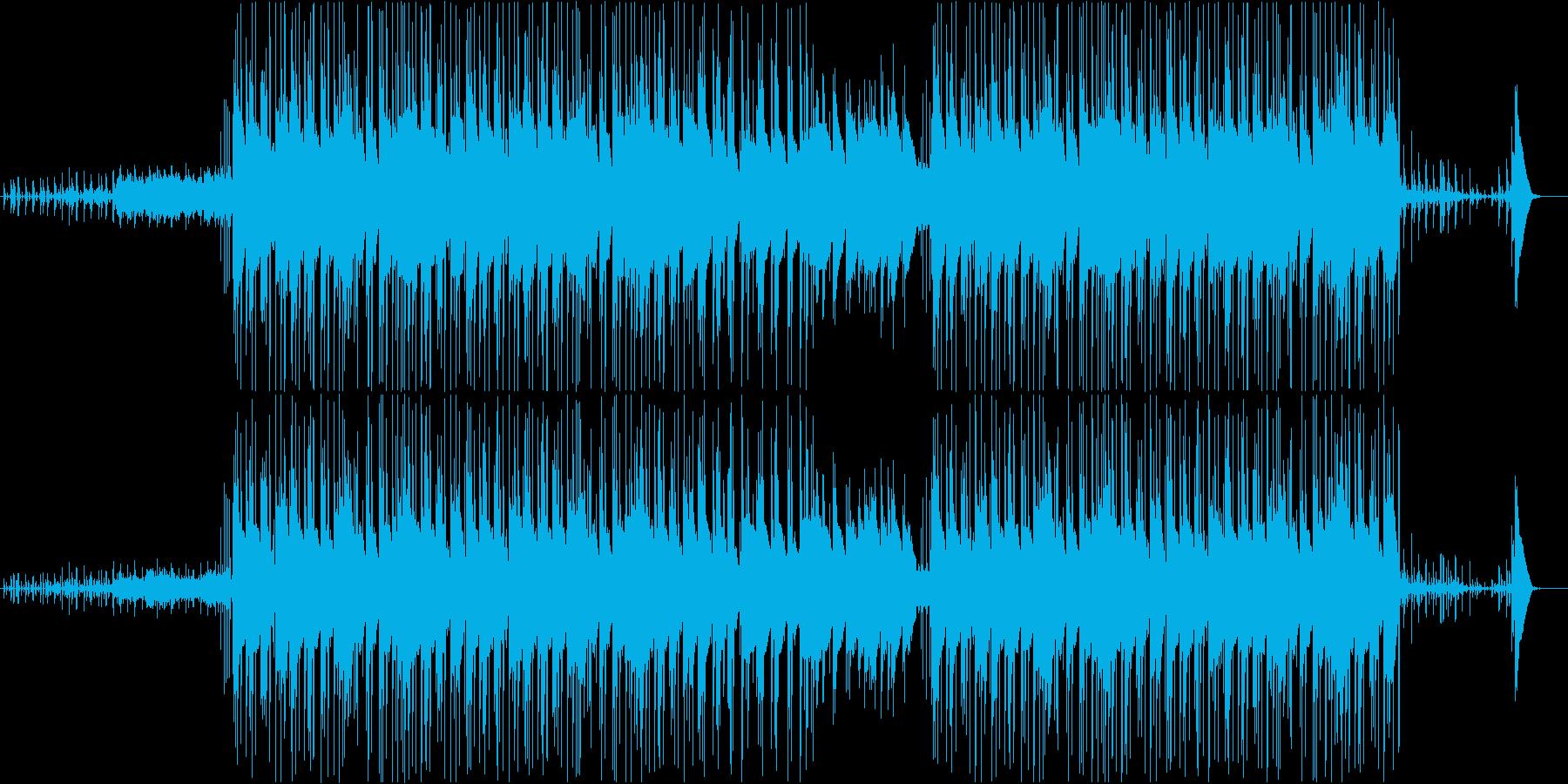 バトル戦!?幅広い用途に適したTRAPの再生済みの波形
