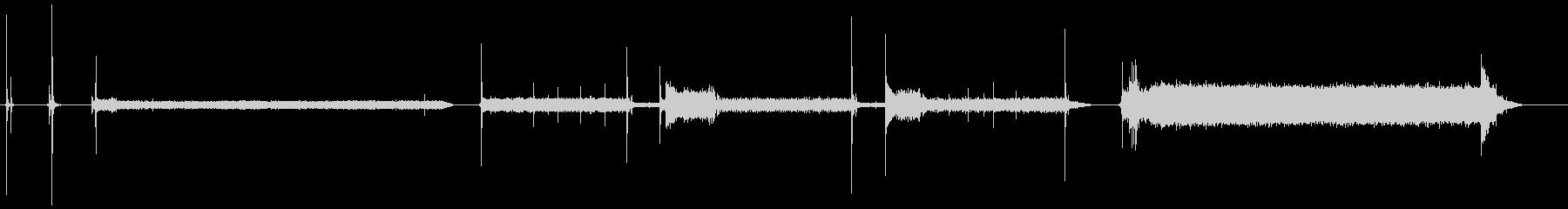 コインランドリー、オープンウォッシ...の未再生の波形