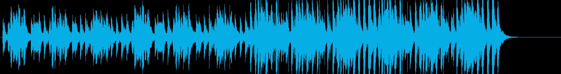 ワールドインストゥルメンタル。ラテ...の再生済みの波形