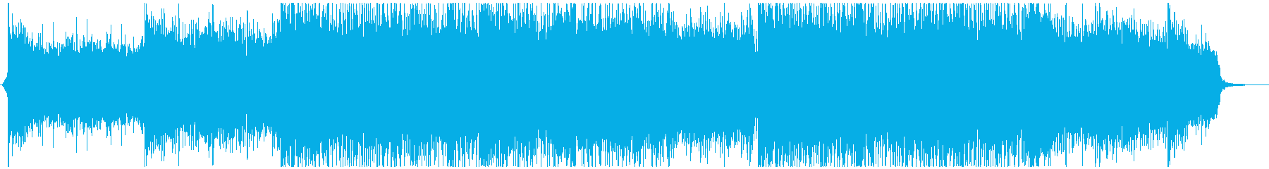 Epic Fantastic Sci-fi Battle Theme's reproduced waveform