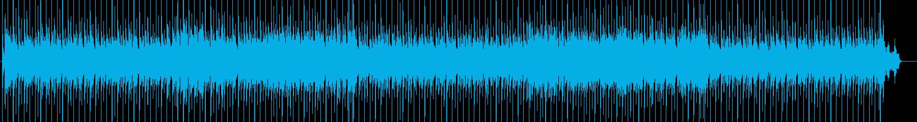 アコギロック7 爽やかな秋の再生済みの波形