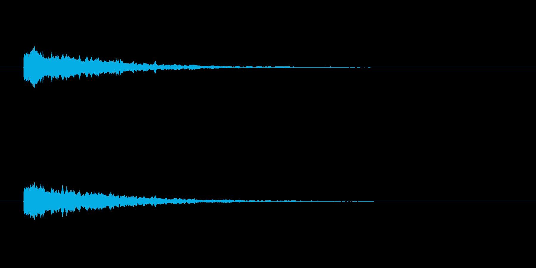 【ひらめき09-3】の再生済みの波形