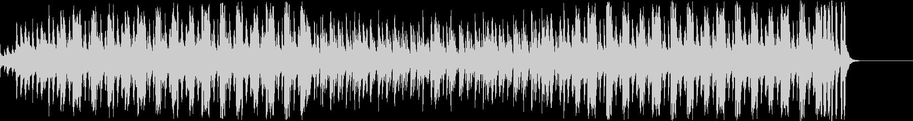マリンバソロの大人なビッグバンドサウンドの未再生の波形