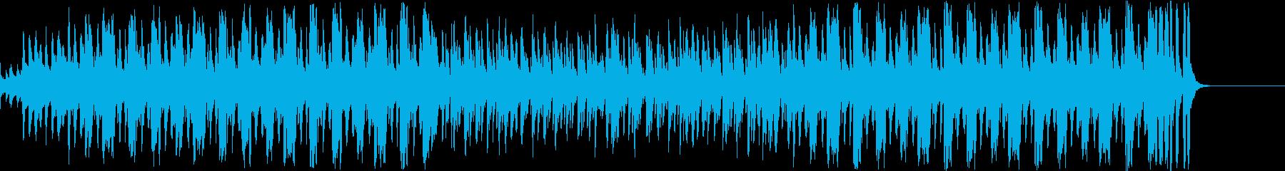 マリンバソロの大人なビッグバンドサウンドの再生済みの波形