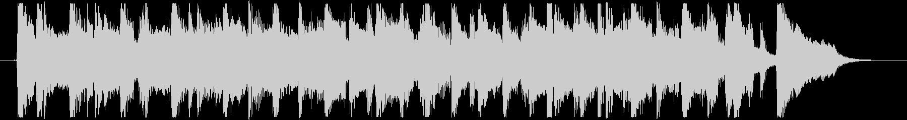 Gloria_lazzVer短尺の未再生の波形