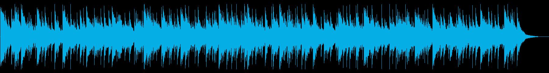 ✡不思議な話に合いそうな✡ハンドパン★Aの再生済みの波形