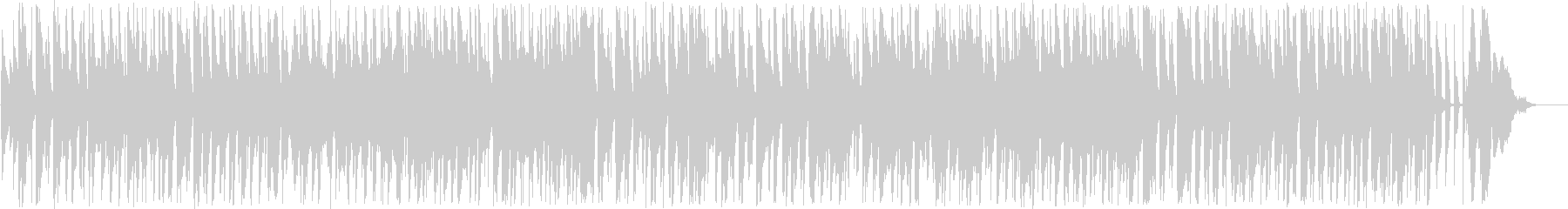 ロコガール ウクレレ インストの未再生の波形