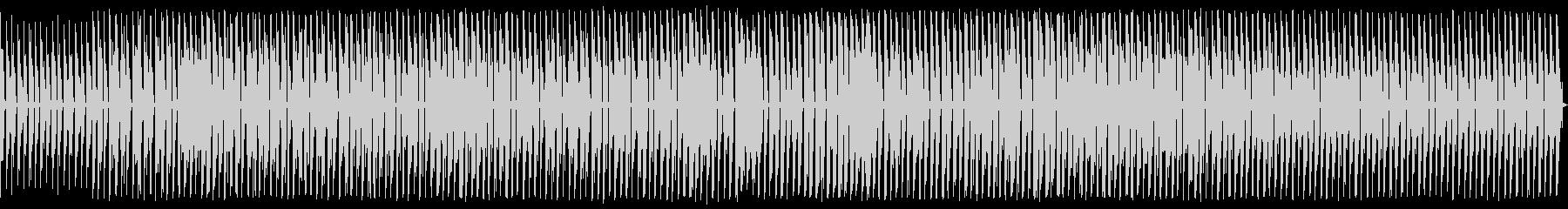 EDM。 90年代のサウンド。気に...の未再生の波形