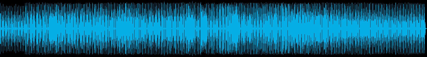 EDM。 90年代のサウンド。気に...の再生済みの波形