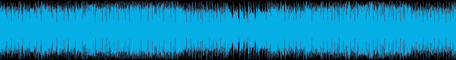 疾走感溢れるピコピコサウンド!の再生済みの波形