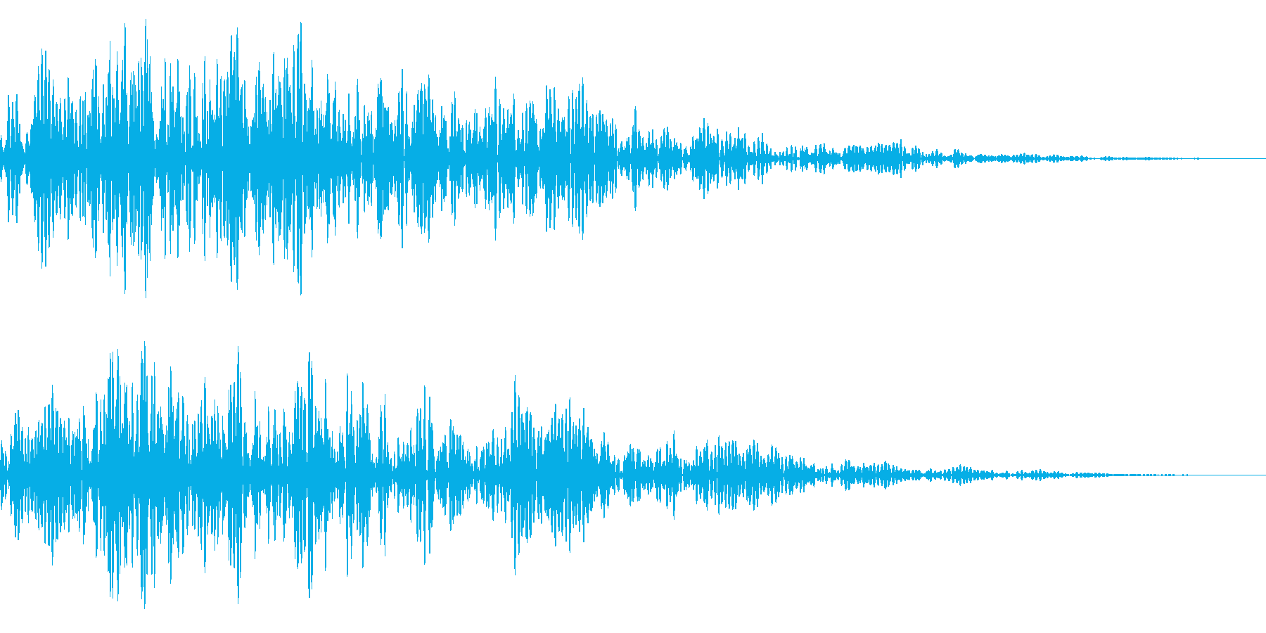 シネマティック/場面転換/風切り音23cの再生済みの波形