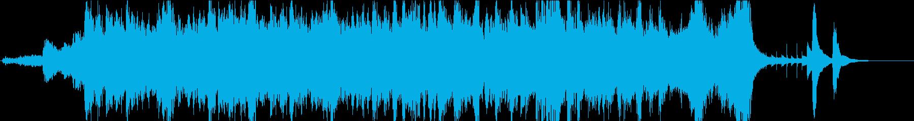 短縮版】ハリウッド風さわやかオーケストラの再生済みの波形