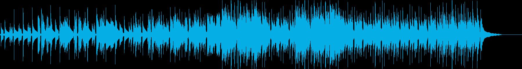 夜光のスケッチの再生済みの波形