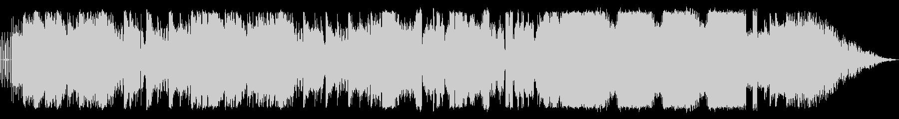 インパクトある音源です。ダブスッテプ・…の未再生の波形