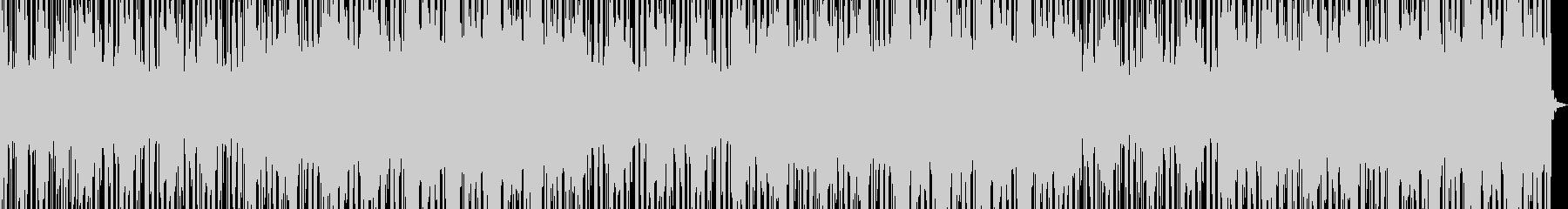 シンセとロボットの声でこのクロスオ...の未再生の波形