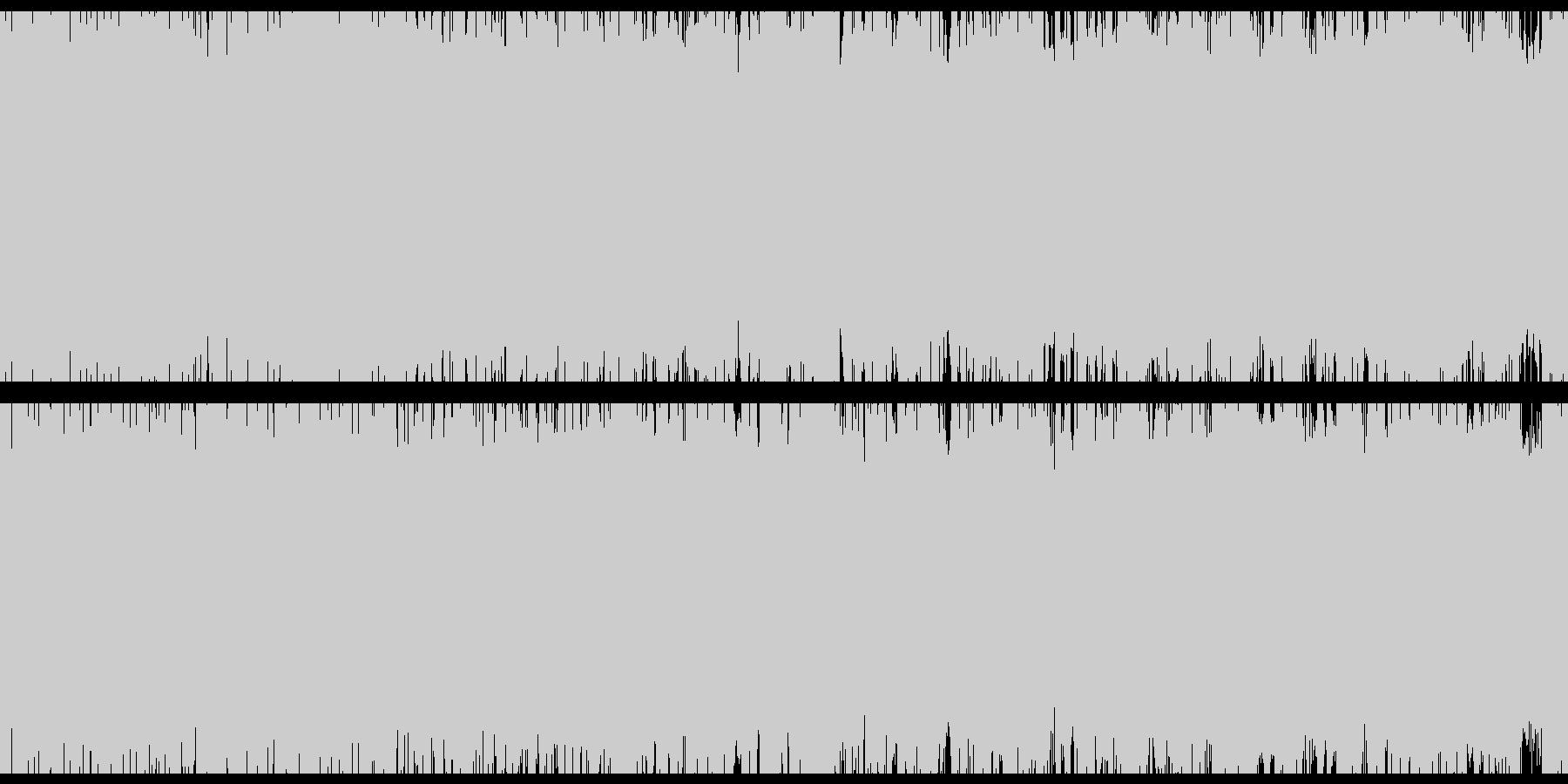 【ループ】激情系・エモーショナルなメタルの未再生の波形