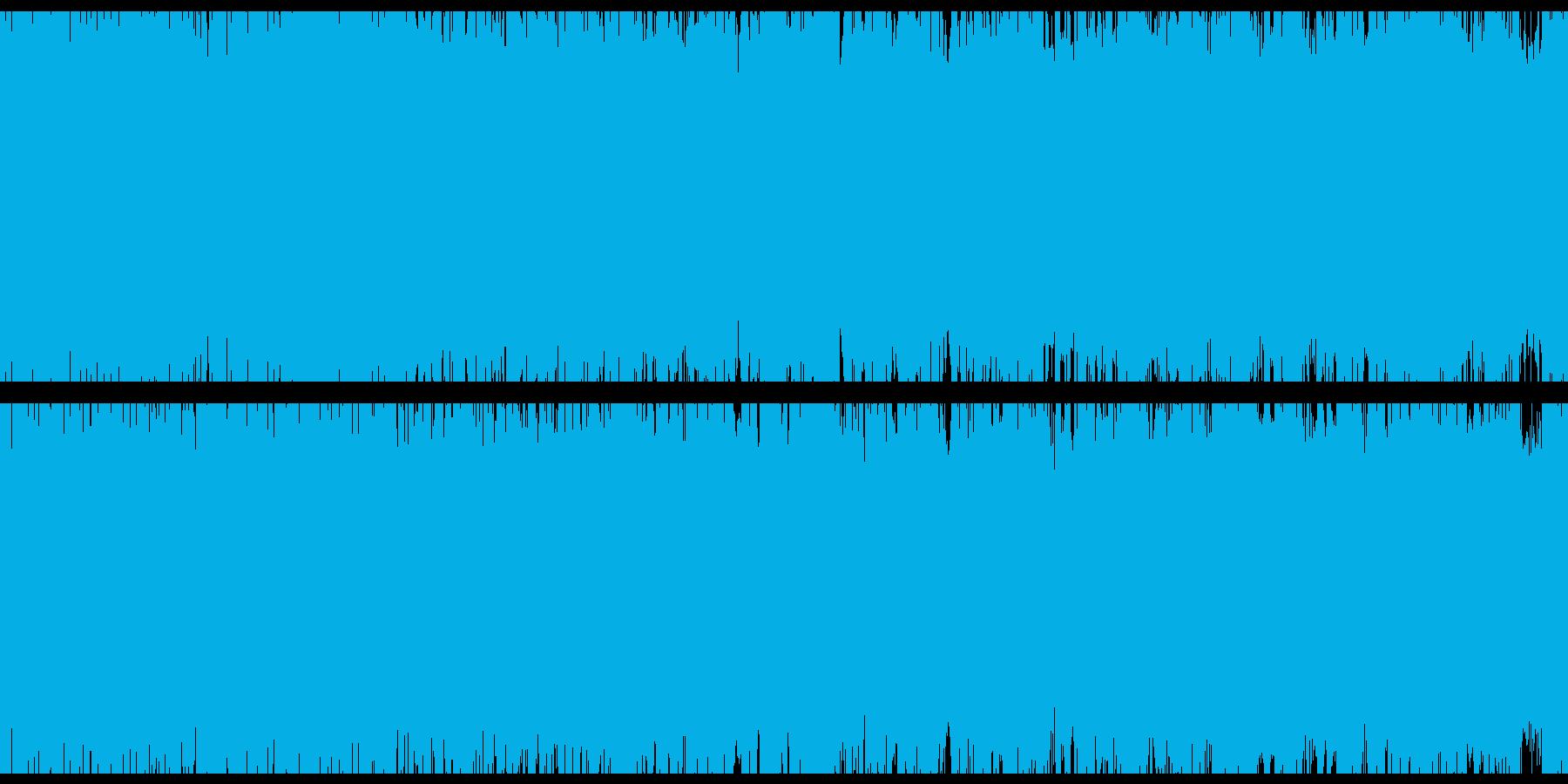 【ループ】激情系・エモーショナルなメタルの再生済みの波形