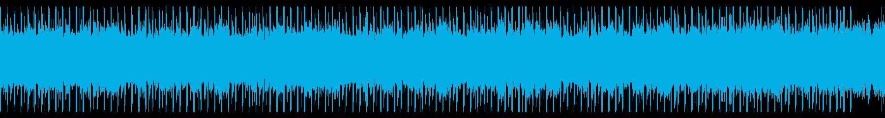 やる気を起こさせる(ループ)の再生済みの波形