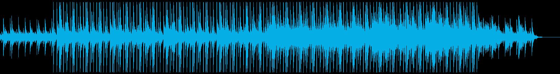 エレクトロニカ/ノスタルジック/不思議の再生済みの波形