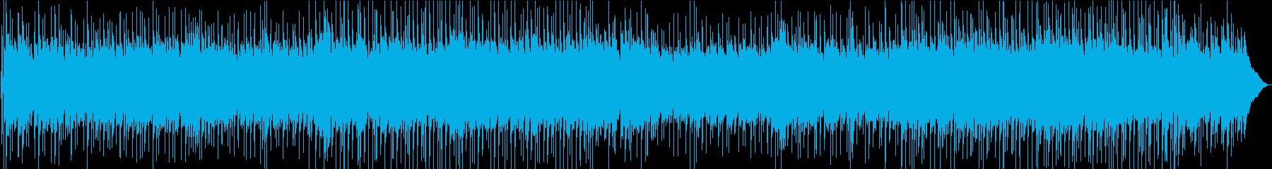 しっとり感動的な切ない生ポップバラードの再生済みの波形