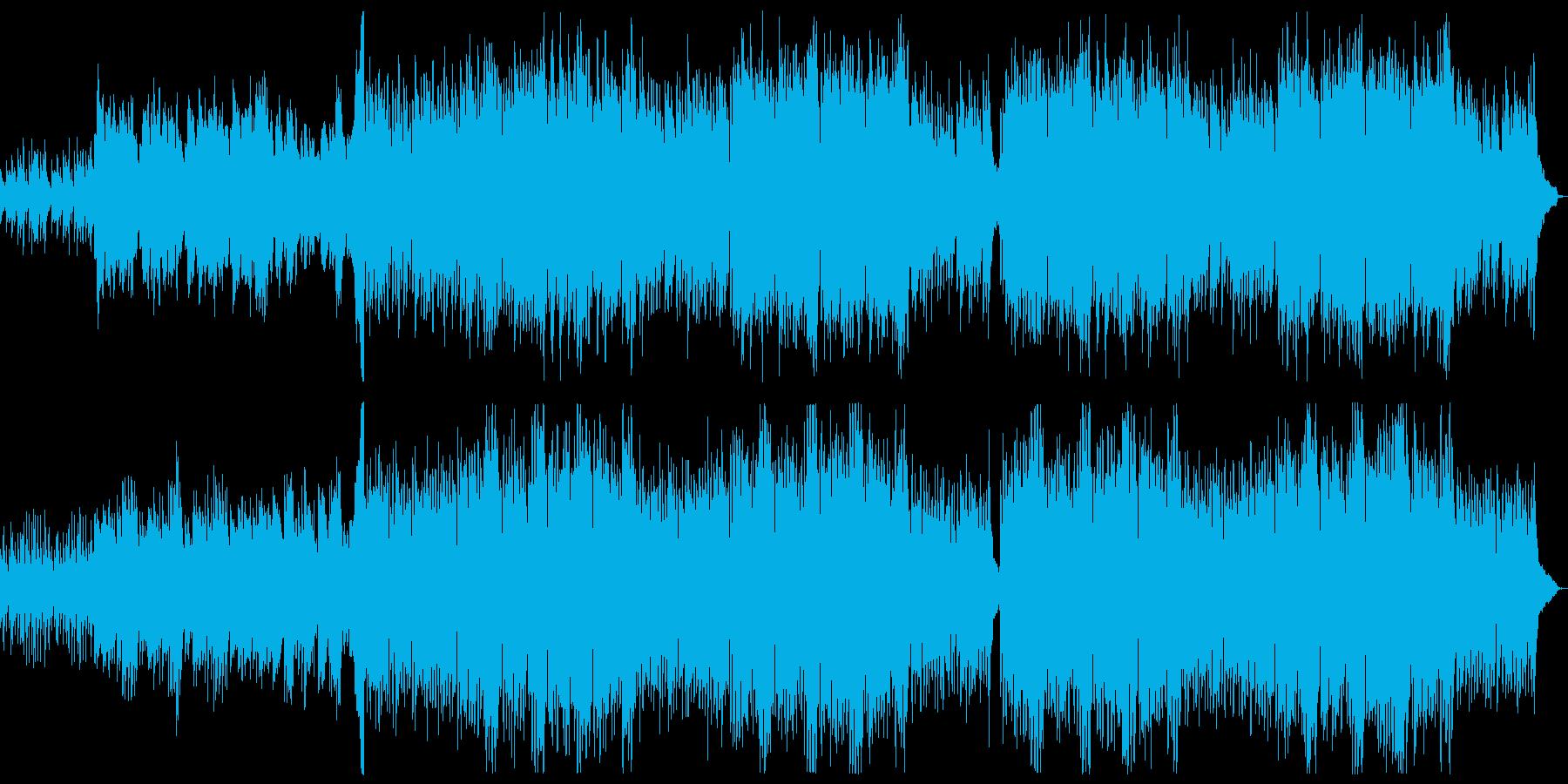 【リズム・ベース抜き】爽やかでおしとや…の再生済みの波形