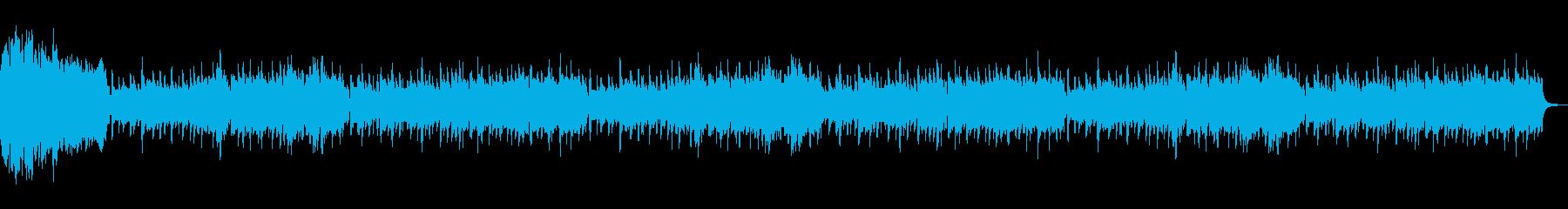 和やか-1=2パターン繰り返しの再生済みの波形