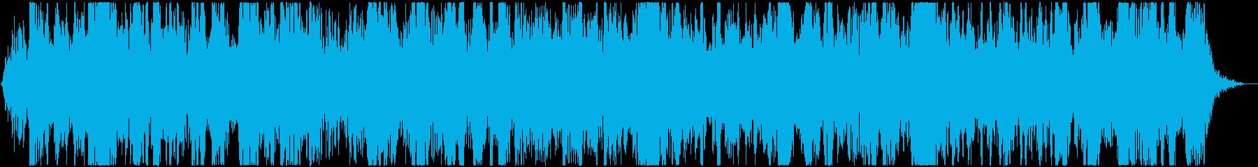 イメージ 地下鉄ハイ01の再生済みの波形