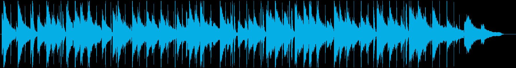 スウィート&メロウな蛍の光の再生済みの波形