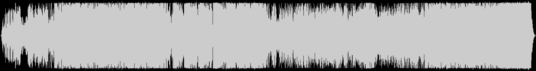 ダークヒーロー・ワークアウトに合うBGMの未再生の波形