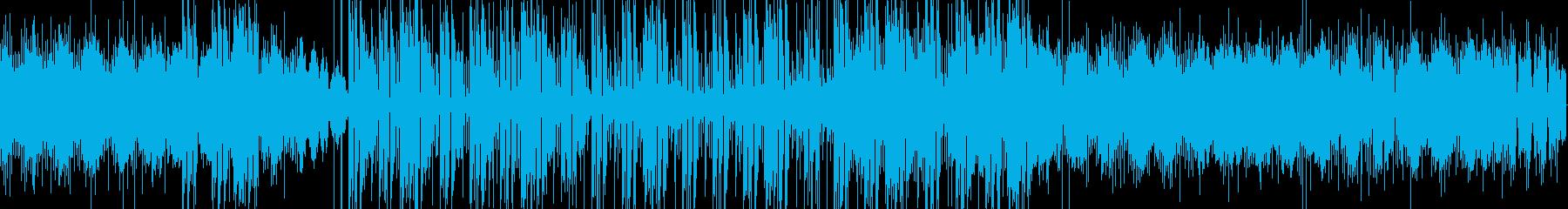 電気楽器。アンビエント、神秘的。夢...の再生済みの波形