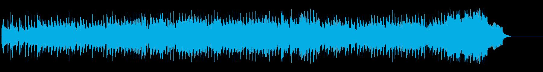 のどかな欧州風クラシカル・サウンドの再生済みの波形