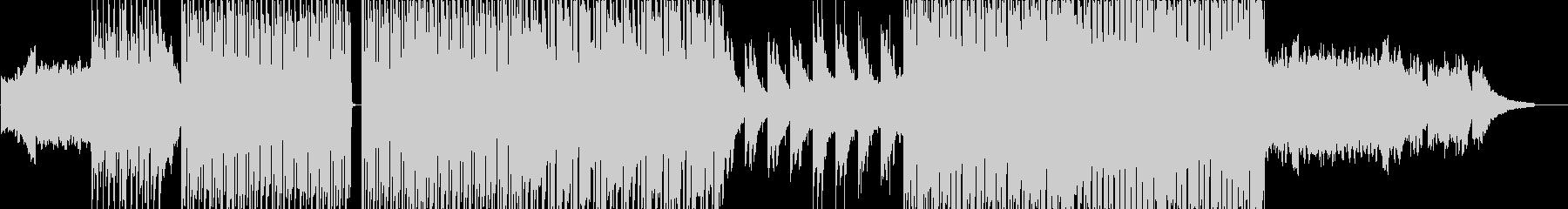 STANDARD永久不滅なポップスの未再生の波形