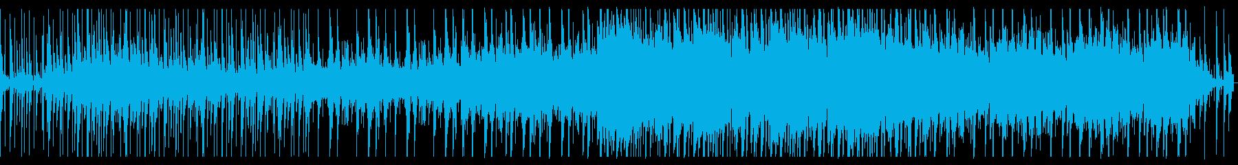 ローファイ ヒップホップ 情緒的の再生済みの波形