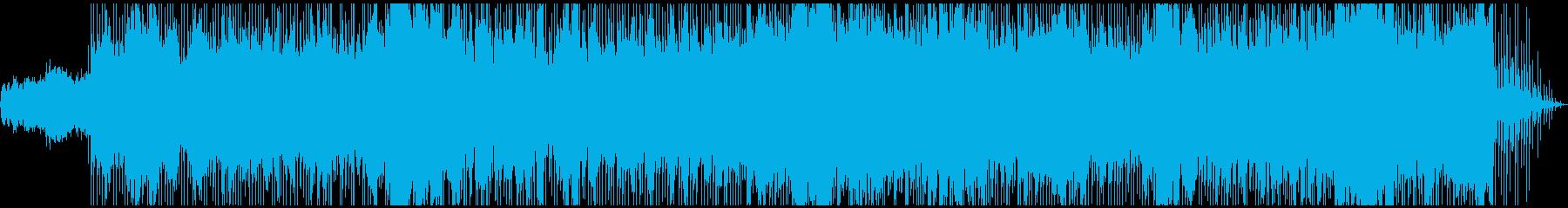 Rainbowの再生済みの波形