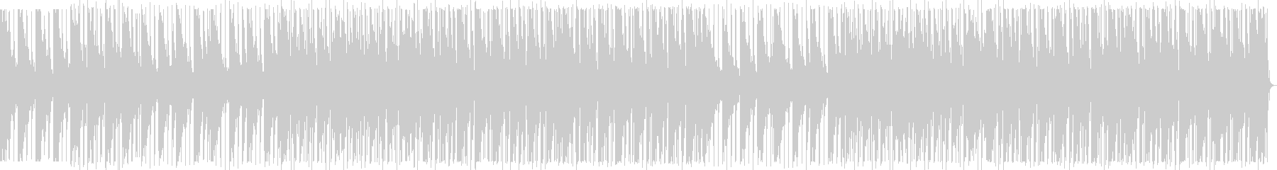 柔らかなR&B_No639_6の未再生の波形