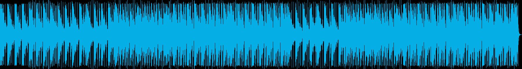 柔らかなR&B_No639_6の再生済みの波形