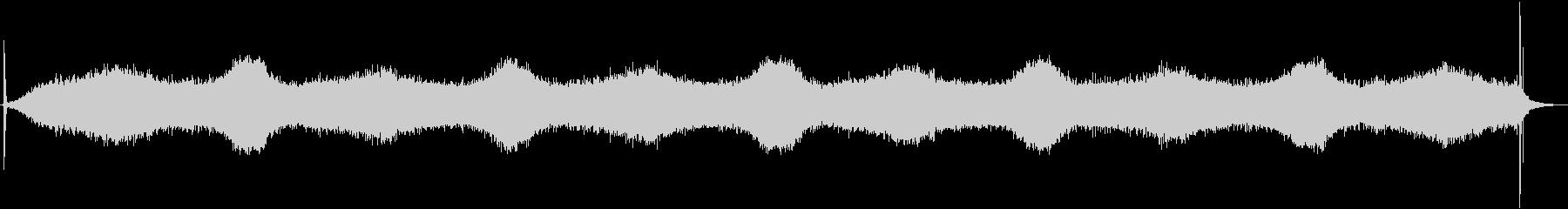 カチッブオオオ…カチッ (動作音一式)の未再生の波形