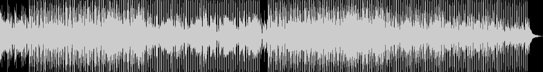 クールでシックなディスコサウンドの未再生の波形