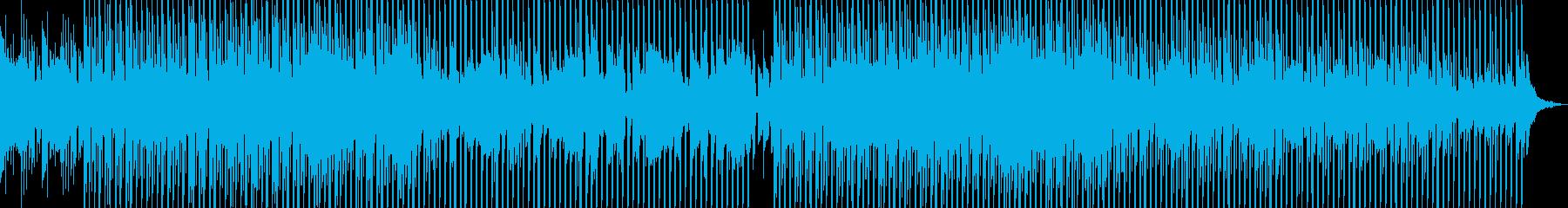 クールでシックなディスコサウンドの再生済みの波形