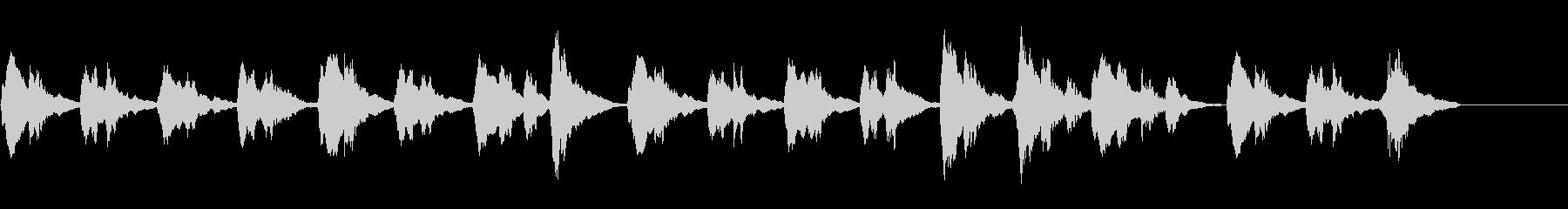 「卑劣な」ムードのオーケストラ楽器...の未再生の波形