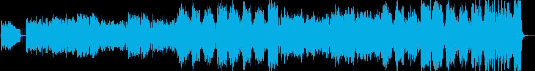 Waltzの再生済みの波形