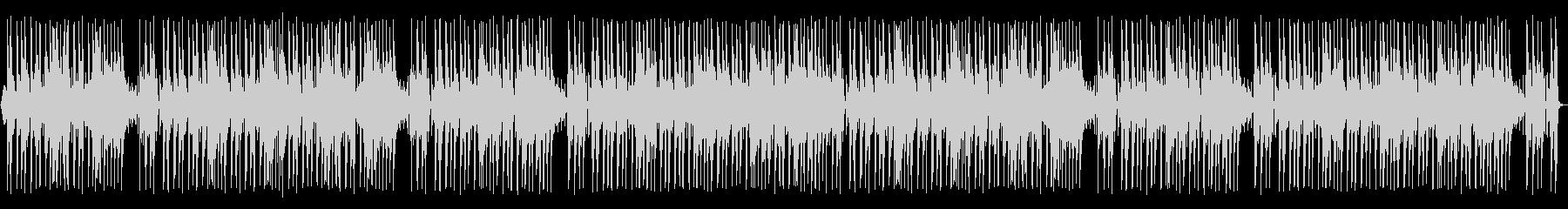 ブラシドラム、クリーンなエレクトリ...の未再生の波形