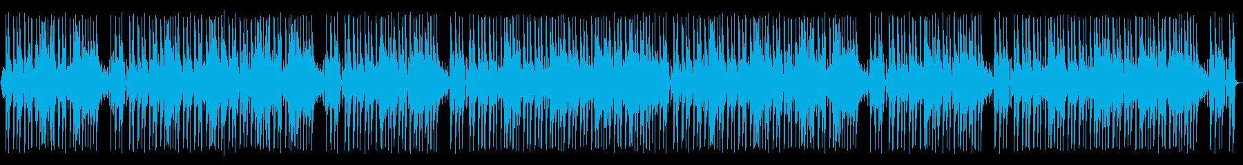 ブラシドラム、クリーンなエレクトリ...の再生済みの波形