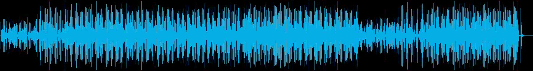 Happy, sunny, nimble, ukulele, whistling's reproduced waveform