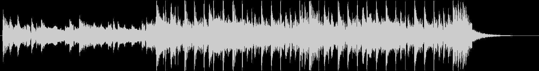 ウクレレ、ギター、リードシンセ、ス...の未再生の波形