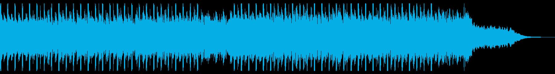 アチーブメント(40秒)の再生済みの波形